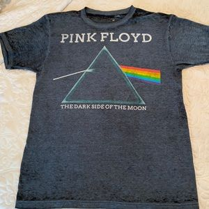 Pink Floyd Dark Side of the Moon T-Shirt, size M